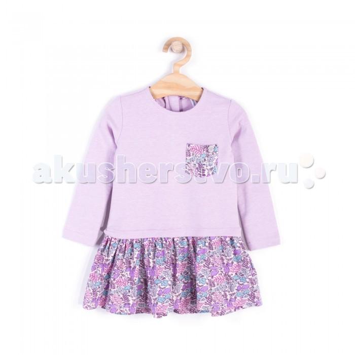 Детская одежда , Детские платья и сарафаны Coccodrillo Платье для девочки Penguin арт: 407969 -  Детские платья и сарафаны