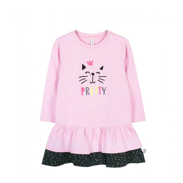 Coccodrillo Платье для девочки Pretty W19129101PRE.