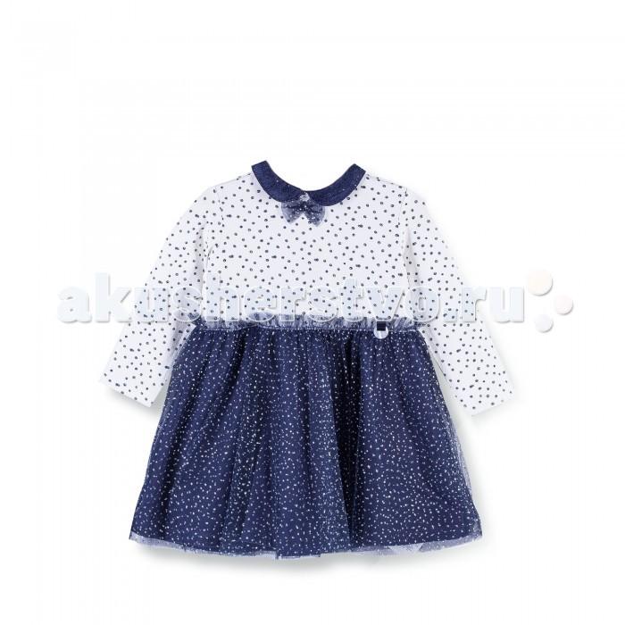 Детская одежда , Детские платья и сарафаны Coccodrillo Платье для девочки Princess J17129102PRI-022 арт: 409659 -  Детские платья и сарафаны