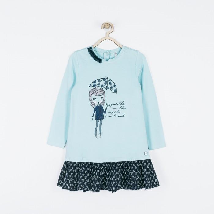 Детские платья и сарафаны Coccodrillo Платье для девочки Sparkle Z18129102SPA, Детские платья и сарафаны - артикул:593989