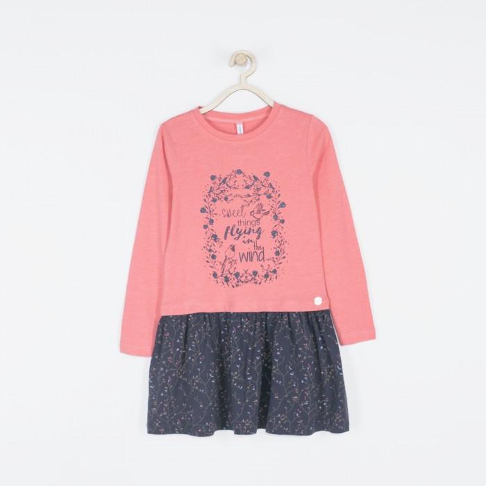 Детские платья и сарафаны Coccodrillo Платье для девочки Sweet things, Детские платья и сарафаны - артикул:587319