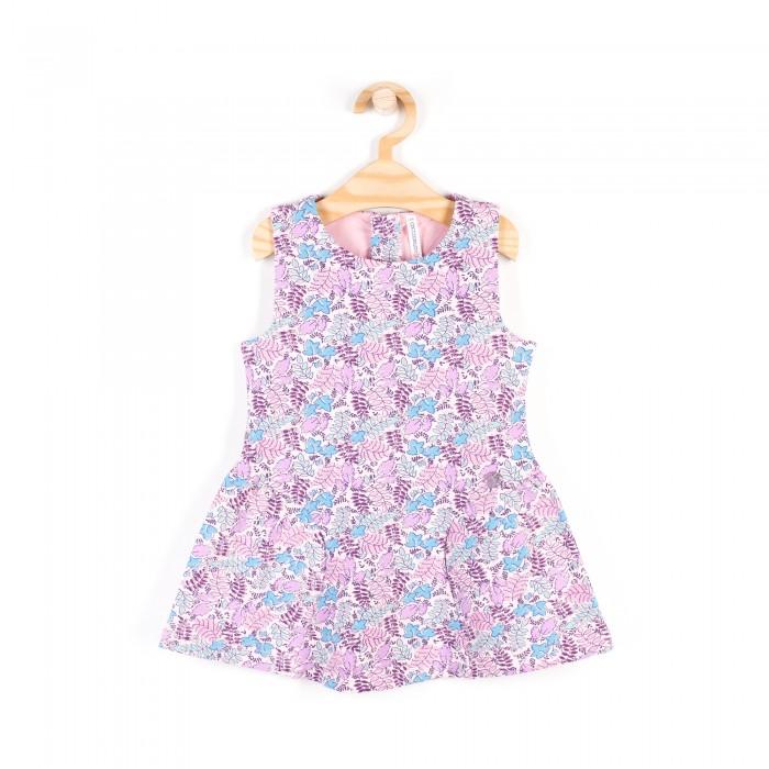 Детская одежда , Детские платья и сарафаны Coccodrillo Платье для девочки Z17129301PEN Penguin арт: 407979 -  Детские платья и сарафаны