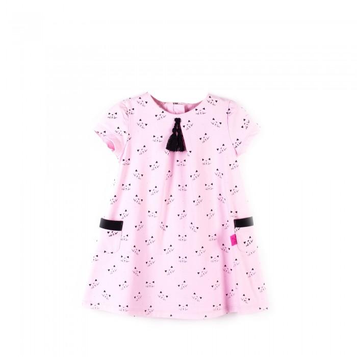 Детские платья и сарафаны Coccodrillo Платье Meow детские платья и сарафаны coccodrillo платье cool team