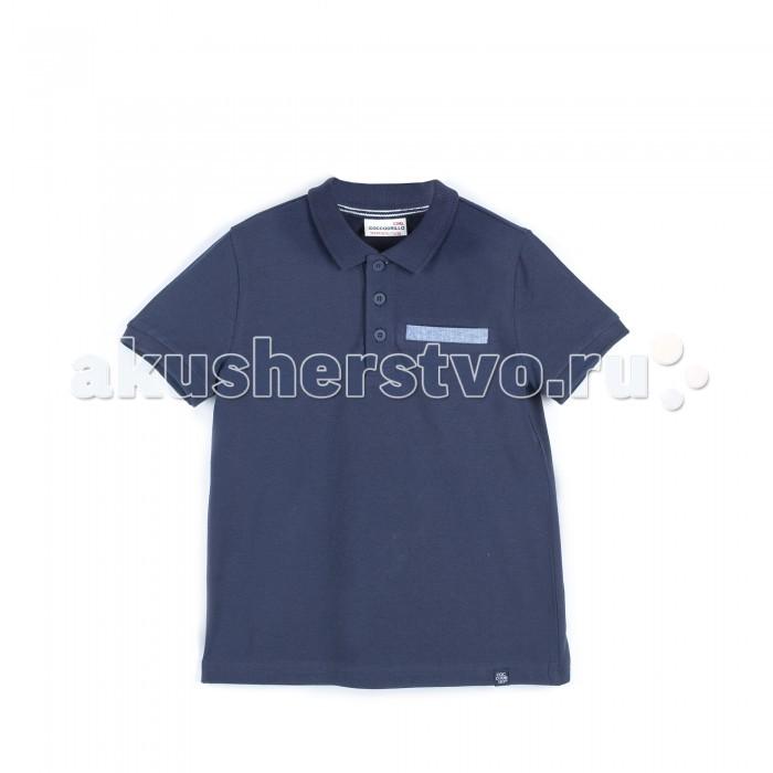Футболки и топы Coccodrillo Поло Basic Boy футболка мужская octave city boy dg502 polo