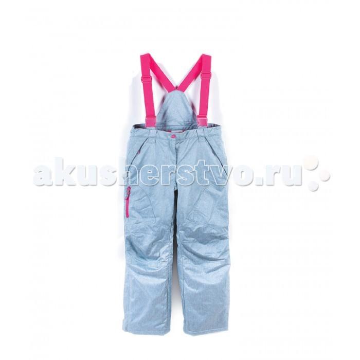 Детская одежда , Утепленные комбинезоны и комплекты Coccodrillo Полукомбинезон для девочки Snowboard girl арт: 396209 -  Утепленные комбинезоны и комплекты