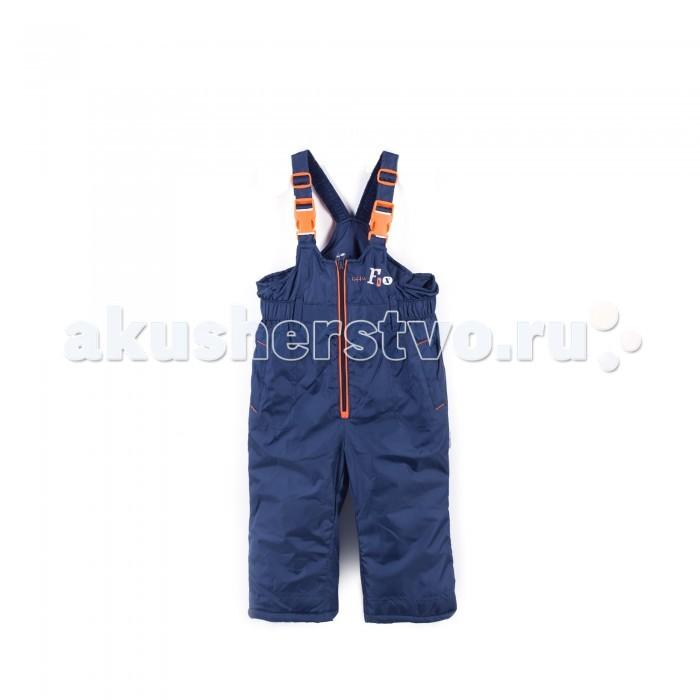 Детская одежда , Утепленные комбинезоны и комплекты Coccodrillo Полукомбинезон для мальчика Fox арт: 396159 -  Утепленные комбинезоны и комплекты