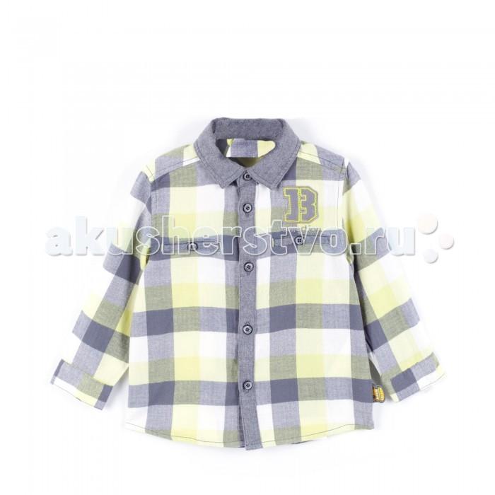 Детская одежда , Блузки и рубашки Coccodrillo Рубашка Bus арт: 374604 -  Блузки и рубашки