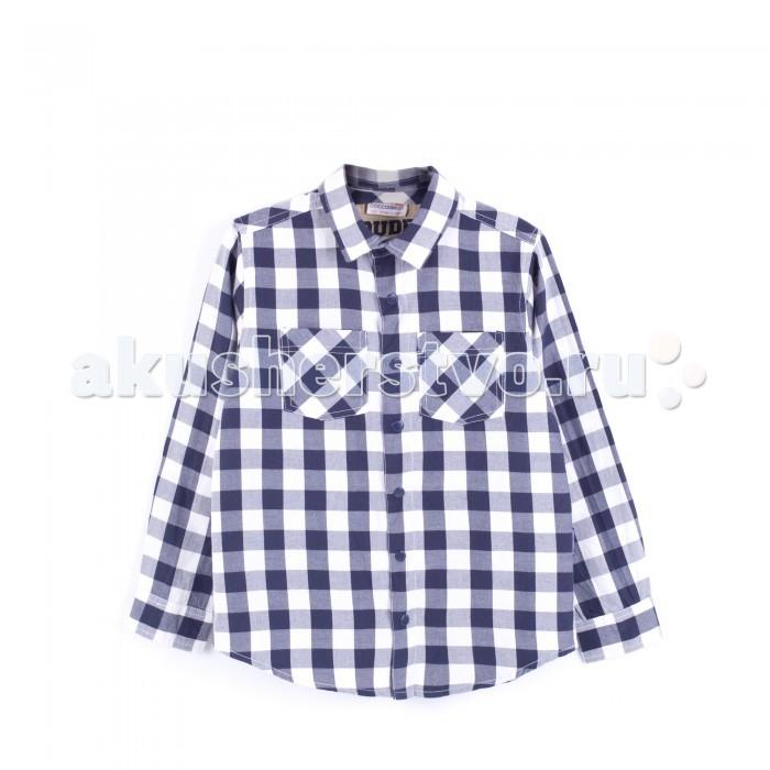 Детская одежда , Блузки и рубашки Coccodrillo Рубашка Cool Dude арт: 375939 -  Блузки и рубашки