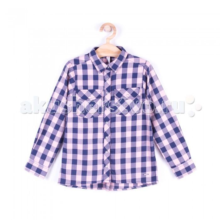 Детская одежда , Блузки и рубашки Coccodrillo Рубашка для девочки Just me арт: 405909 -  Блузки и рубашки