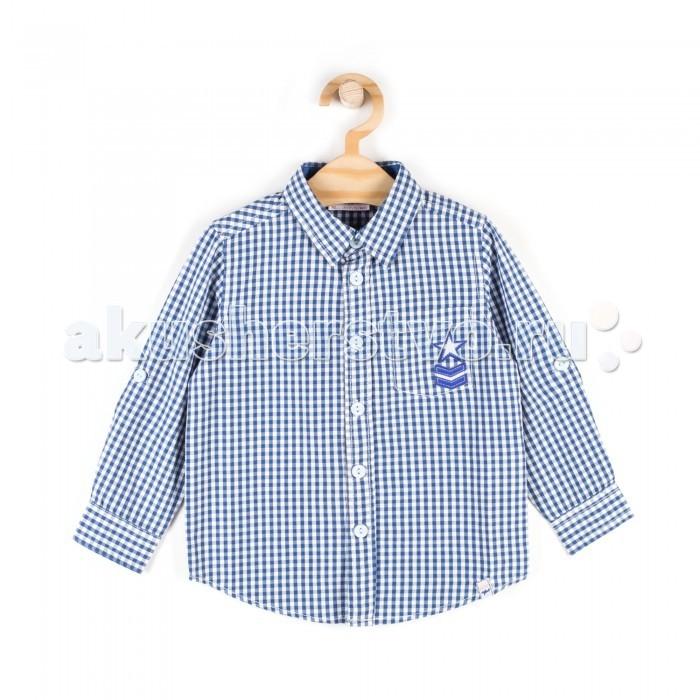 Детская одежда , Блузки и рубашки Coccodrillo Рубашка для мальчика Aircrew арт: 505921 -  Блузки и рубашки