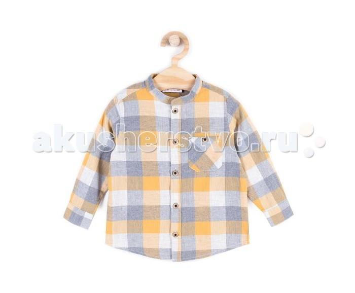 Детская одежда , Блузки и рубашки Coccodrillo Рубашка для мальчика Knight арт: 399334 -  Блузки и рубашки