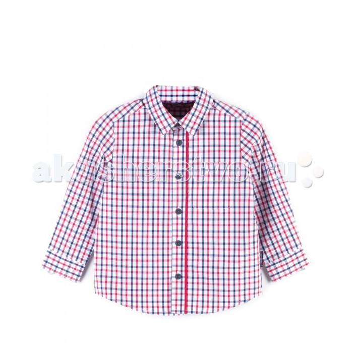 Детская одежда , Блузки и рубашки Coccodrillo Рубашка для мальчика Rebels арт: 412749 -  Блузки и рубашки
