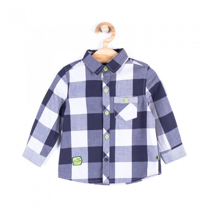 Детская одежда , Блузки и рубашки Coccodrillo Рубашка для мальчика Z17136101CAR Cars арт: 408029 -  Блузки и рубашки