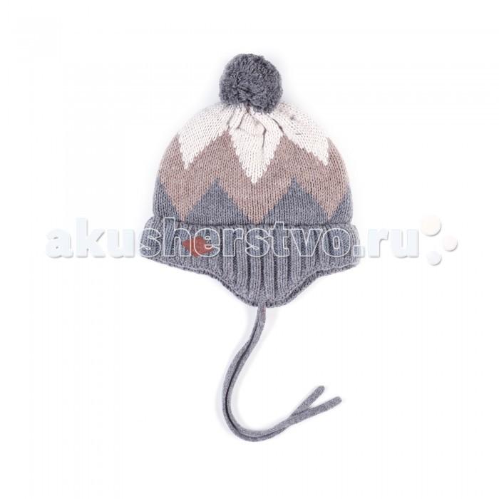 Детская одежда , Шапочки и чепчики Coccodrillo Шапка для мальчика Scent арт: 404574 -  Шапочки и чепчики