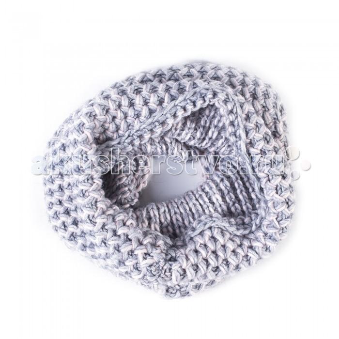 Детская одежда , Варежки, перчатки и шарфы Coccodrillo Шарф для девочки Tea time арт: 405549 -  Варежки, перчатки и шарфы