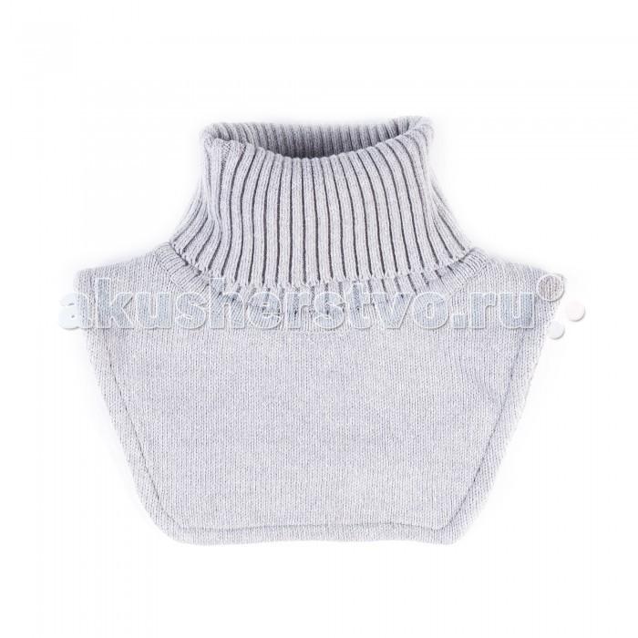 Варежки, перчатки и шарфы Coccodrillo Шарф-манишка для девочки Style