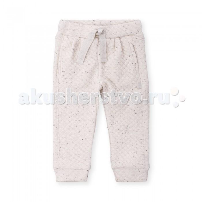 Брюки, джинсы и штанишки Coccodrillo Штаны стеганные для девочки Made With Love
