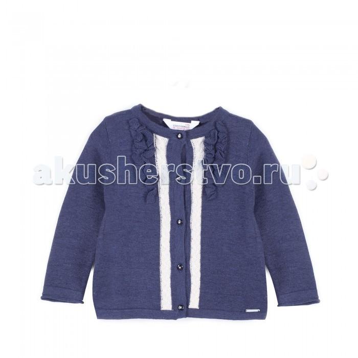 Детская одежда , Джемперы, свитера, пуловеры Coccodrillo Свитер для девочки Princess арт: 409689 -  Джемперы, свитера, пуловеры