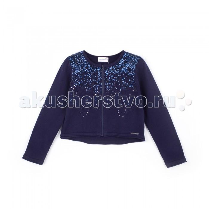 Детская одежда , Джемперы, свитера, пуловеры Coccodrillo Свитер для девочки Shine арт: 381629 -  Джемперы, свитера, пуловеры