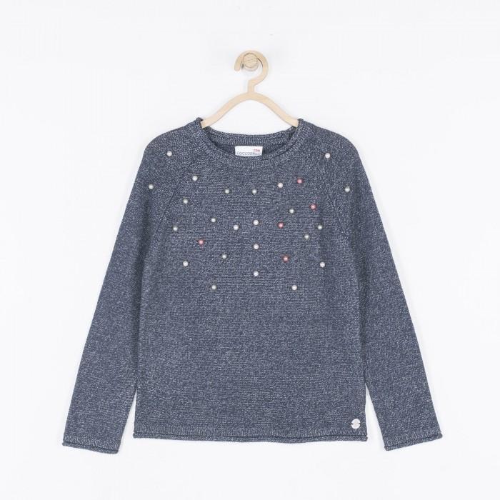 Джемперы, свитера, пуловеры Coccodrillo Свитер для девочки Sweet things, Джемперы, свитера, пуловеры - артикул:594069
