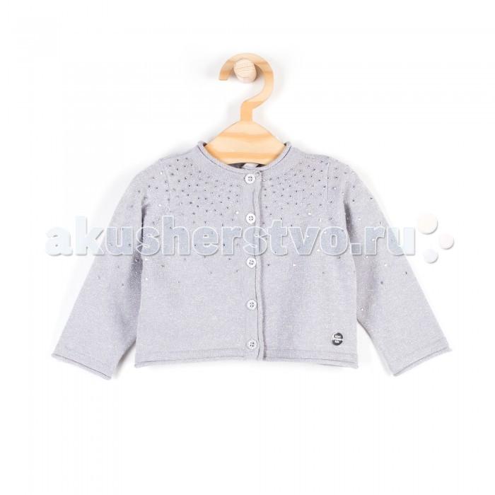 Детская одежда , Джемперы, свитера, пуловеры Coccodrillo Свитер для девочки Z17172211EBG Elegant baby girl арт: 408299 -  Джемперы, свитера, пуловеры