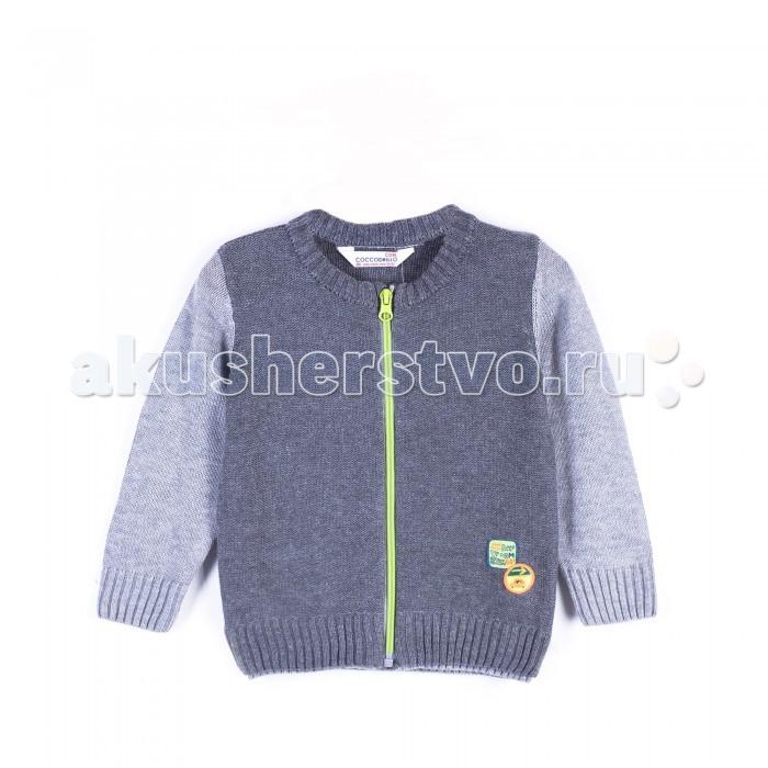 Детская одежда , Джемперы, свитера, пуловеры Coccodrillo Свитер для мальчика Cars арт: 399544 -  Джемперы, свитера, пуловеры