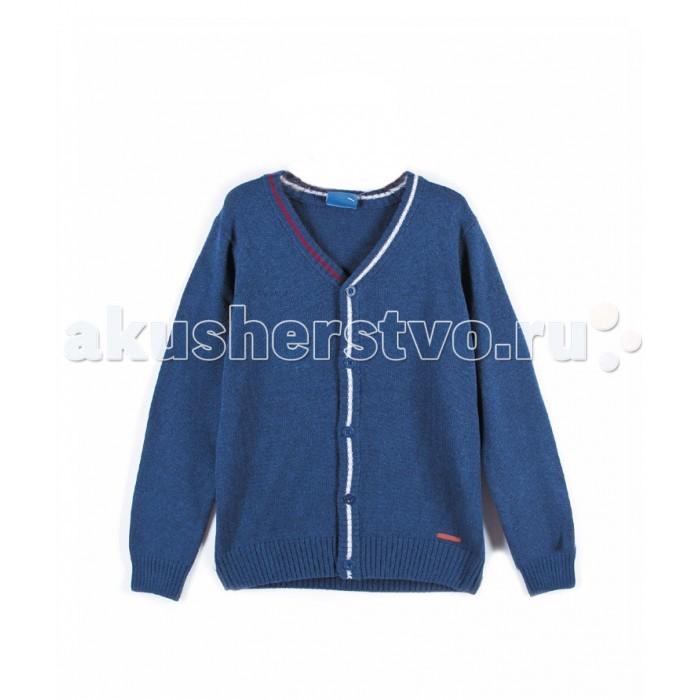Детская одежда , Джемперы, свитера, пуловеры Coccodrillo Свитер для мальчика Elegant junior boy арт: 402449 -  Джемперы, свитера, пуловеры