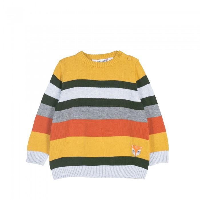 Джемперы, свитера, пуловеры Coccodrillo Свитер для мальчика Forest, Джемперы, свитера, пуловеры - артикул:593529