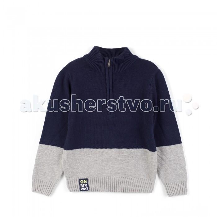Детская одежда , Джемперы, свитера, пуловеры Coccodrillo Свитер для мальчика On My Way арт: 380979 -  Джемперы, свитера, пуловеры