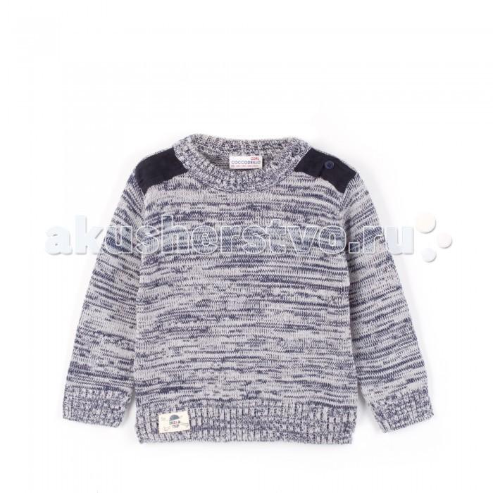 Детская одежда , Джемперы, свитера, пуловеры Coccodrillo Свитер для мальчика So What арт: 381849 -  Джемперы, свитера, пуловеры