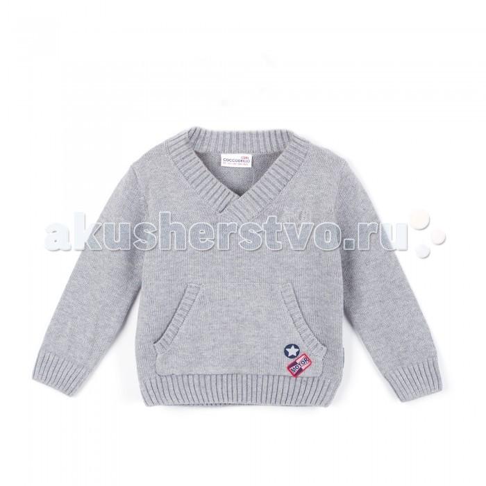 Детская одежда , Джемперы, свитера, пуловеры Coccodrillo Свитер для мальчика Top Speed арт: 382229 -  Джемперы, свитера, пуловеры