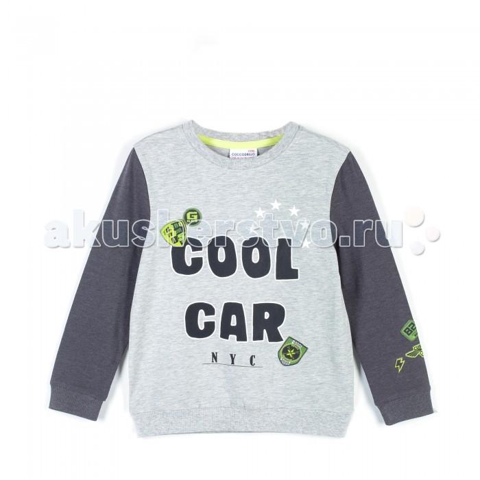 Толстовки, свитшоты, худи Coccodrillo Свитшот Car свитшоты nike свитшот