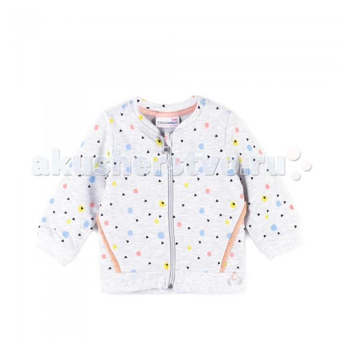 Детская одежда , Толстовки, свитшоты, худи Coccodrillo Свитшот для девочки Family Forest арт: 404814 -  Толстовки, свитшоты, худи