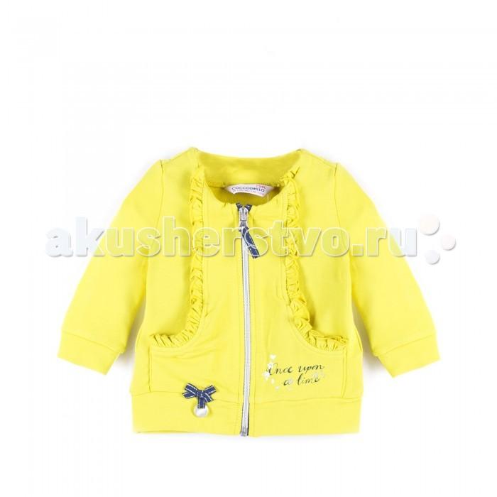 Детская одежда , Толстовки, свитшоты, худи Coccodrillo Свитшот для девочки Princess арт: 409664 -  Толстовки, свитшоты, худи