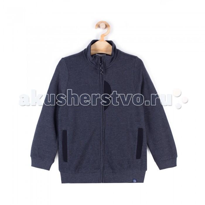 Детская одежда , Толстовки, свитшоты, худи Coccodrillo Толстовка Basic Boy арт: 374009 -  Толстовки, свитшоты, худи