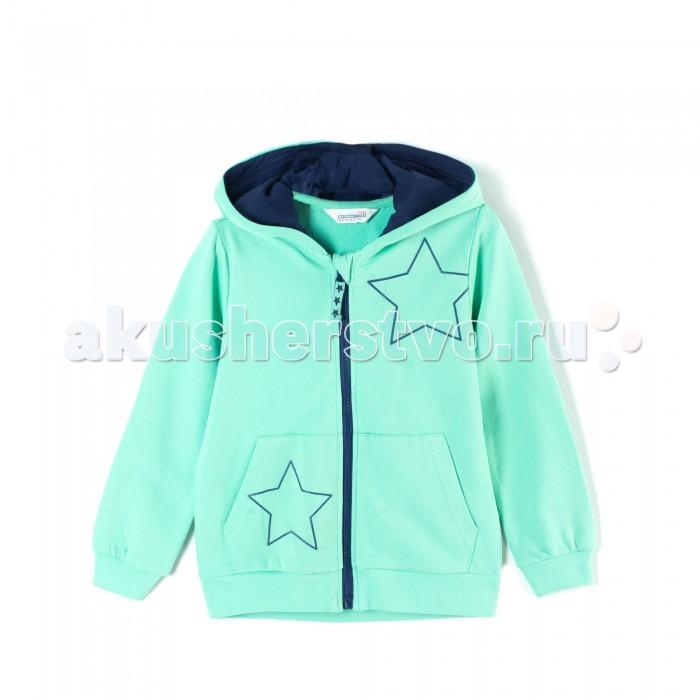 Детская одежда , Толстовки, свитшоты, худи Coccodrillo Толстовка Basic Girl арт: 383934 -  Толстовки, свитшоты, худи