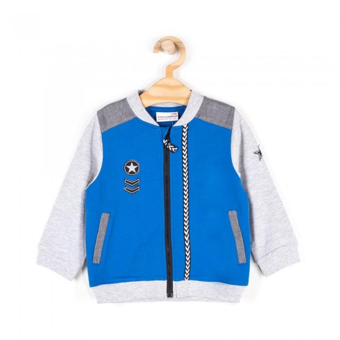 Детская одежда , Толстовки, свитшоты, худи Coccodrillo Толстовка Bip Bip арт: 517646 -  Толстовки, свитшоты, худи