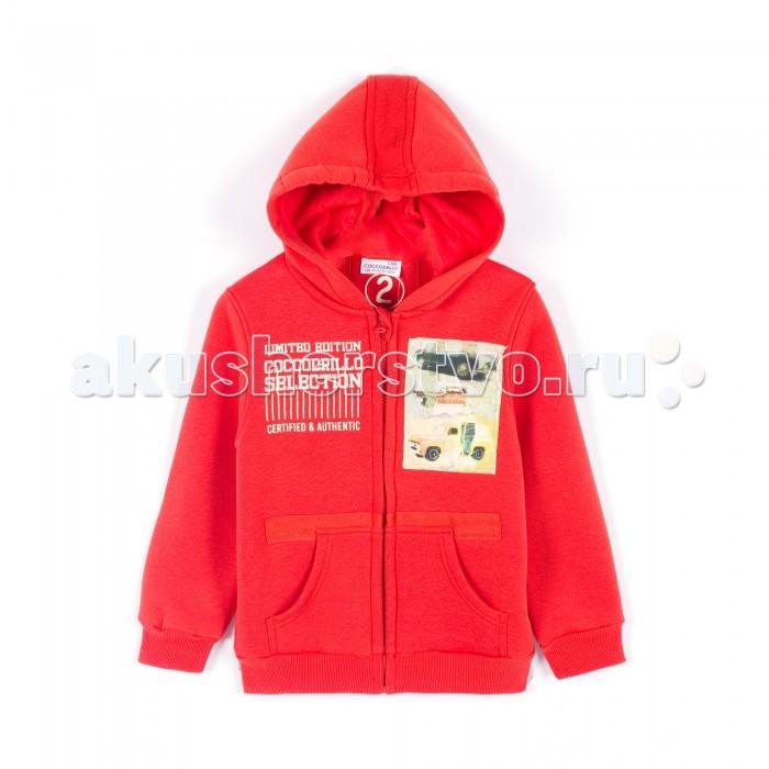 Детская одежда , Толстовки, свитшоты, худи Coccodrillo Толстовка Cars арт: 375889 -  Толстовки, свитшоты, худи