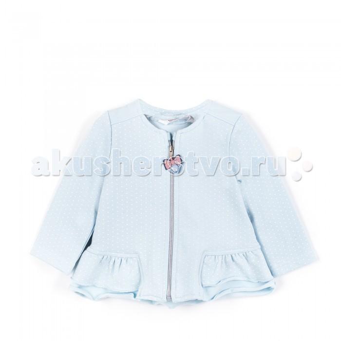 Детская одежда , Толстовки, свитшоты, худи Coccodrillo Толстовка для девочки Im so quiet арт: 380034 -  Толстовки, свитшоты, худи