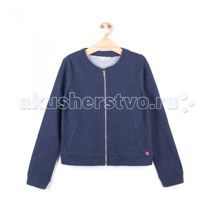 Детская одежда , Толстовки, свитшоты, худи Coccodrillo Толстовка для девочки Pretty & Perfect арт: 512941 -  Толстовки, свитшоты, худи