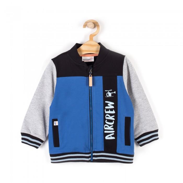 Детская одежда , Толстовки, свитшоты, худи Coccodrillo Толстовка для мальчика Aircrew арт: 505911 -  Толстовки, свитшоты, худи