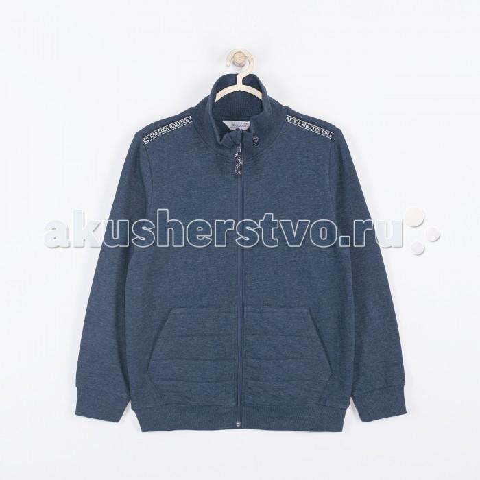 Толстовки, свитшоты, худи Coccodrillo Толстовка для мальчика Basic boy Z18132201BAB, Толстовки, свитшоты, худи - артикул:588069