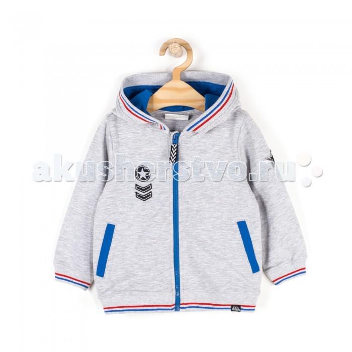 Детская одежда , Толстовки, свитшоты, худи Coccodrillo Толстовка для мальчика Bip Bip арт: 517671 -  Толстовки, свитшоты, худи
