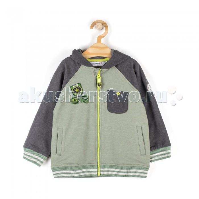 Детская одежда , Толстовки, свитшоты, худи Coccodrillo Толстовка для мальчика Car арт: 506456 -  Толстовки, свитшоты, худи
