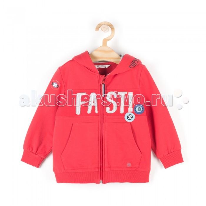Детская одежда , Толстовки, свитшоты, худи Coccodrillo Толстовка для мальчика Fast арт: 511766 -  Толстовки, свитшоты, худи