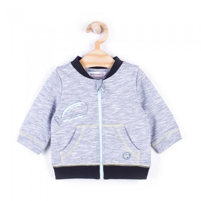 Детская одежда , Толстовки, свитшоты, худи Coccodrillo Толстовка для мальчика Mellow Mood арт: 505356 -  Толстовки, свитшоты, худи