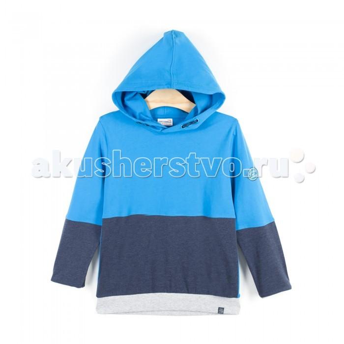 Детская одежда , Толстовки, свитшоты, худи Coccodrillo Толстовка для мальчика Z17144201ATH Athletics арт: 408564 -  Толстовки, свитшоты, худи