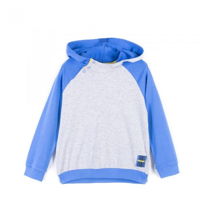 Детская одежда , Толстовки, свитшоты, худи Coccodrillo Толстовка для мальчика Z17144201TRU Truck арт: 403359 -  Толстовки, свитшоты, худи