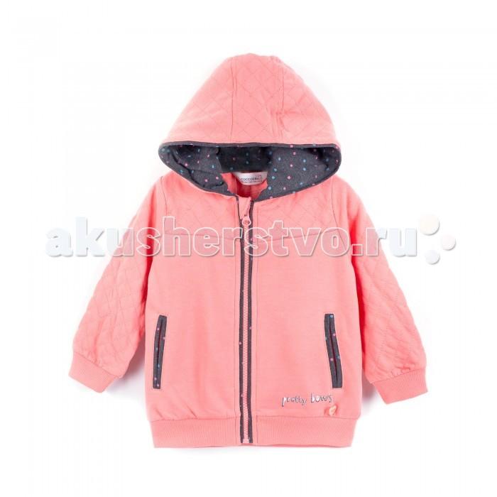 Детская одежда , Толстовки, свитшоты, худи Coccodrillo Толстовка Pretty Bows арт: 381044 -  Толстовки, свитшоты, худи