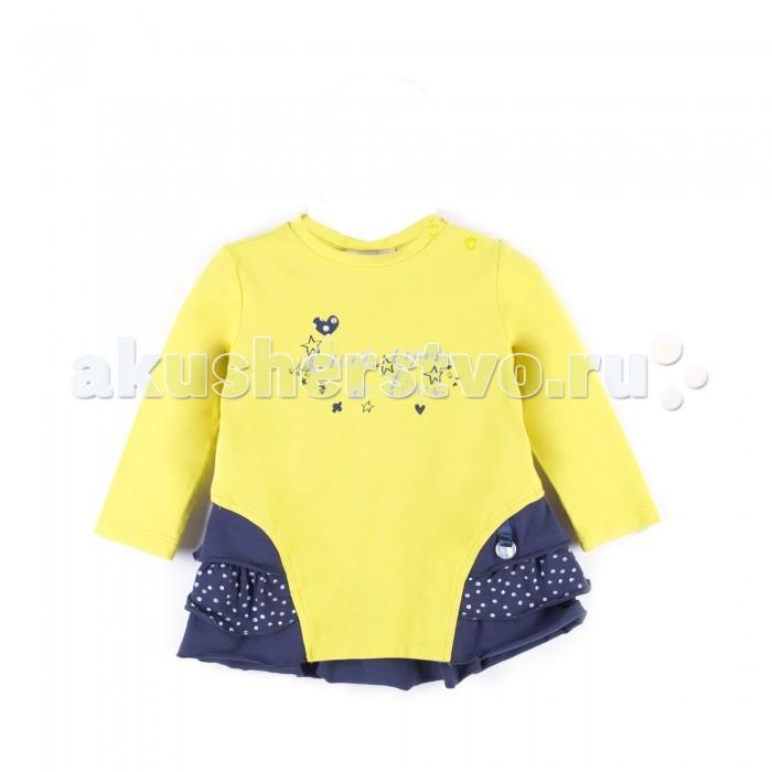 Детская одежда , Футболки и топы Coccodrillo Туника для девочки Princess арт: 409679 -  Футболки и топы